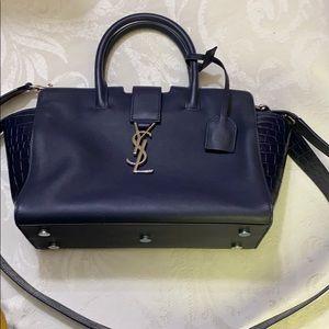 YSL SAINT LAURENT Cabas Handbag